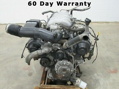 01-04 Toyota Tundra Sequoia 4.7l 2uzfe V8 Complete Engine Motor 192k Tested A