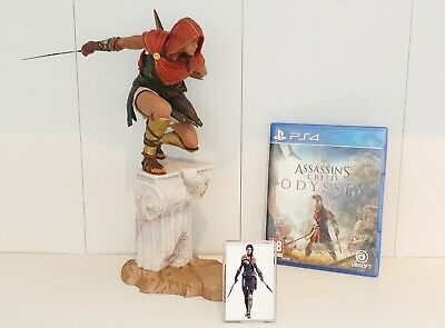 Assassins Creed Kassandra Display Coverlogo With Support Stand Fridge Magnet
