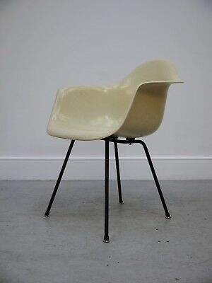 1950s Vintage Original Rare Dax Shell Chair By Charles Ray Eames Herman Miller