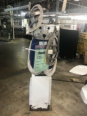 cissell pt a automatic pants topper qualitex model press finisher steam aaa10