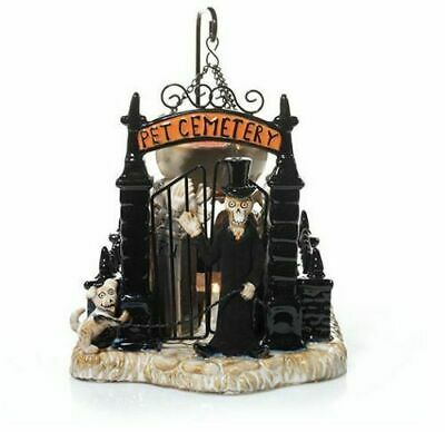 Yankee Candle Boney Bunch Pet Cemetery 2016 Hard To Find-nib!!
