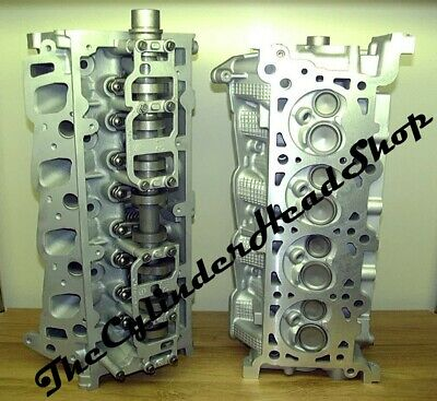 Pair 4.6 Ford Expedition Explorer F150 Truck V-8 Sohc 1l2e Cylinder Heads 97-14
