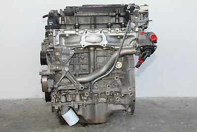 Acura Ilx 2.4l Engine Motor Long Block Assembly 2.4l 2k Miles 2016 2017 16-17
