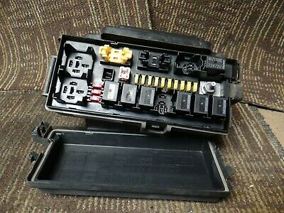 09 10 2009 2010 Jeep Commander Totally Integrated Power Module Fuse Box 04692216