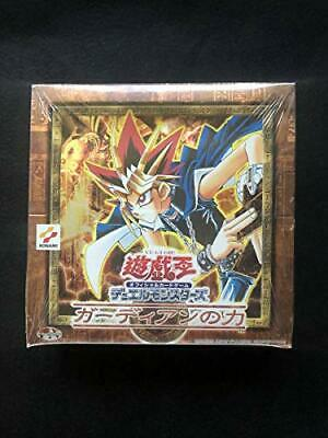 Yu-gi-oh The Power Of Guardian Box Second Term Out Print Initial 1