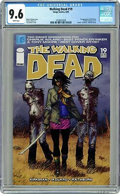 Walking Dead #19 Cgc 9.6 2005 2028655009 1st App. Michonne