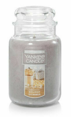 Yankee Candle Holiday Shimmer Large Classic Jar Candle
