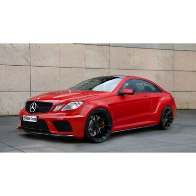 Mercedes Classe E W207 Coupe/cabrio 09+ Black Series Amg Look Body Kit