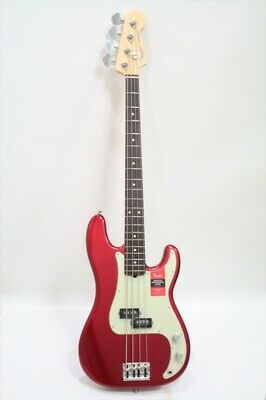 Fender American Professional Precision Bass Rosewoood Fretboard Candy Apple Red