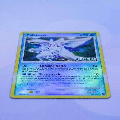 Pokemon Diamond & Pearl: Great Encounters Reverse Holo PALKIA 26/106 NM