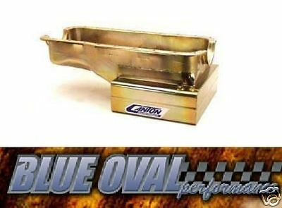 Canton Racing Ford 351w Front Sump Road Race Oil Pan