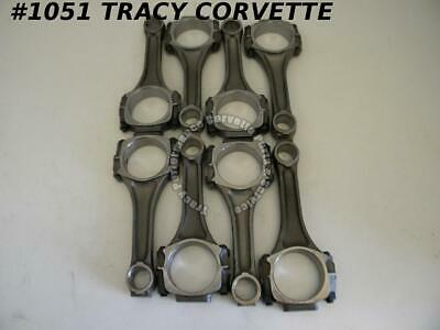 "1965-1980 Chevy Reconditioned Big Block Connecting Rods W/new 3/8"" Bolts/8 Bbc"