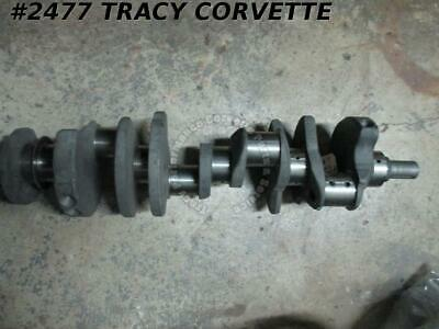 1961-1965 Chevy Reground 409 3788072 Forged Crank Fresh .010/.010 Wbc Car, Truck