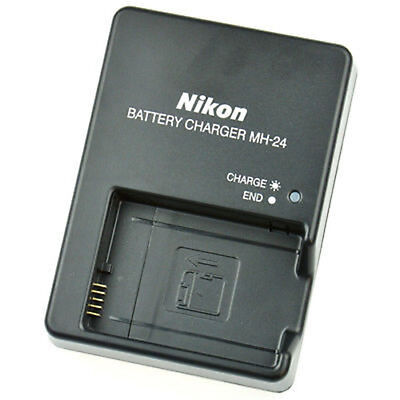 Charger MH-24 Battery Charger For Nikon