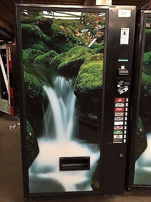 Vendo 720 Multi-price Soda Can Bottle Vending Machine