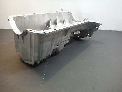 Used Ford Escort Engine Oil Pan Fits 91-96 Ford Escort Oem
