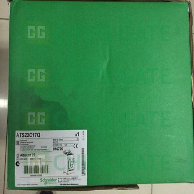 1pcs New Schneider Ats22c17q Fast Ship With Warranty