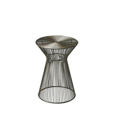 Butler Greeley Wire Accent Table, Metalworks - 2896025