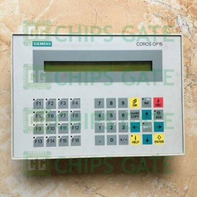 1pcs Used Siemens 6av3515-1eb01 Tested In Good Condition Fast Ship