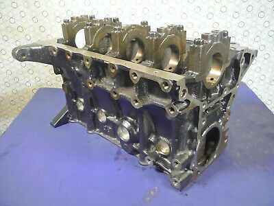 #1 Miatamecca Used Engine Block 1.8l 94-00 Bp2 Na8 Nb1 Miata Mx5 Bp0510300p