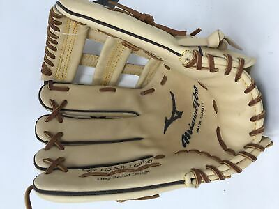 New Mizuno Pro Baseball Glove Series Lht Gmp2-700dh Left Hand Throw Left Kip