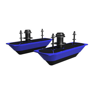 Expedited Delivery! Navico Structurescan 3d® Stainless Steel Thru-hull Trans