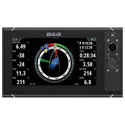 """Expedited Delivery! B&g Zeus3 9"""" Multifunction Display W/insight Chart [000-1324"""