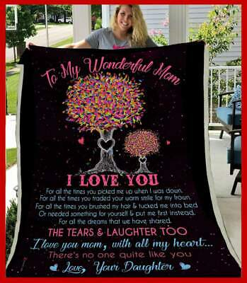 To My Wonderful Mom - There