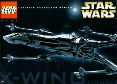 Star Wars Lego 7191 X-wing Fighter Ucs Brand New Sealed Ultimate Collector Serie