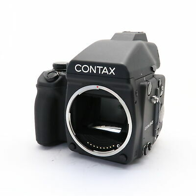 Contax 645 (ae Prism Finder 120 Film Holder Included) #81