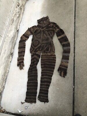 Ancient & Or Antique Chain Mail Or Chain Mail Like Suit Asian European African