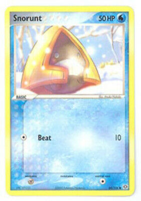 1x Snorunt - 64/106 - Common EX Emerald Pokemon Near Mint