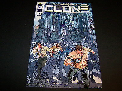Clone #1 First Printing Image Skybound Upcoming Universal Television Tv Series