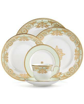 Marchesa By Lenox  Rococo Leaf 40pc Set, Service For 8