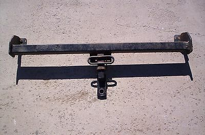 Receiver Hitch  Class 2, Includes The Hitch Bar    --check This Out!--