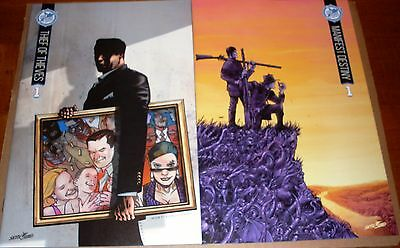 Thief Thieves & Manifest Destiny #1 Skybound 5th Anniversary Variants 2015 Sdcc