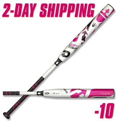 "2018 Demarini Cfx ""hope"" Fastpitch Softball Bat 32""/22 Oz. Wtdxcfh *2-day Ship*"