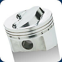 150075 Srp Pistons 351w Windsor Dome 362 Sb Ford 4.060 Bore 13.6:1 Compression