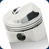 158830 Srp Pistons Open Chamber 427 Bb Chevy 4.280 Bore 12.1:1 Compression