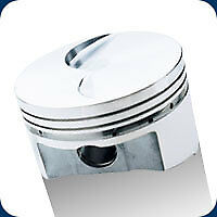 206045 Srp Pistons 351 Cleveland Flat Top 357 Ford 4.030 Bore 9.0:1 Compression