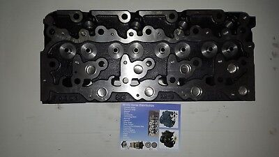 Kubota  L4310 Bare Cylinder Head Part # 16429-03040 With Top End Gasket Set