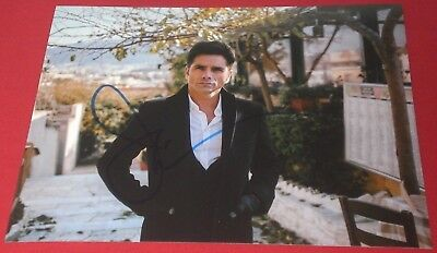 John Stamos Signed Classy Hunk 8x10 Photo Autograph Coa You Full House