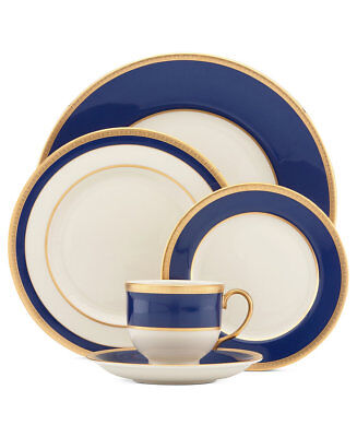 Lenox Independence 60pc China Set, Service For 12