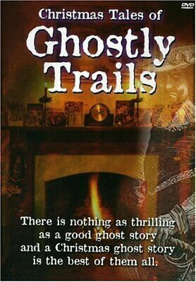 Christmas Tales Of Ghostly Trails [dvd] -  Cd Yuvg The Fast Free Shipping