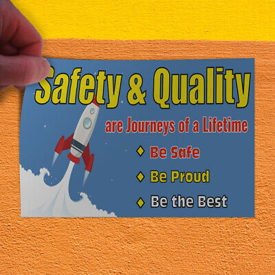 Decal Sticker Safety & Quality, Journeys Of A Lifetime Best Outdoor Store Sign
