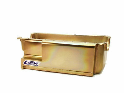 Bbf Drag Race Oil Pan - 9qt. Open Chassis Canton 13-766