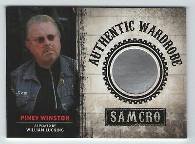 Sons Of Anarchy Seasons 1-3 Prop Insert Card P03 Piney
