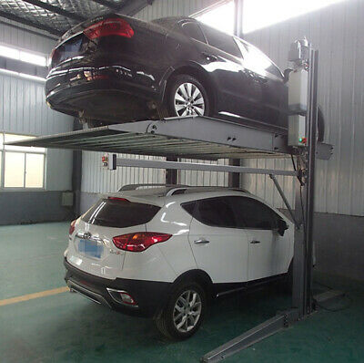 2 Post Car Parking Lift Equipment For Home Ptp27/2100