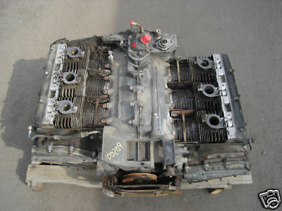 Porsche 901 911 E 911e 2.2 Engine Motor Long Block 2.2l 911/01 6200430
