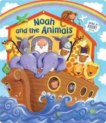 Noah And The Animals (open Door Book) 9780794433420 By Froeb, Lori C.